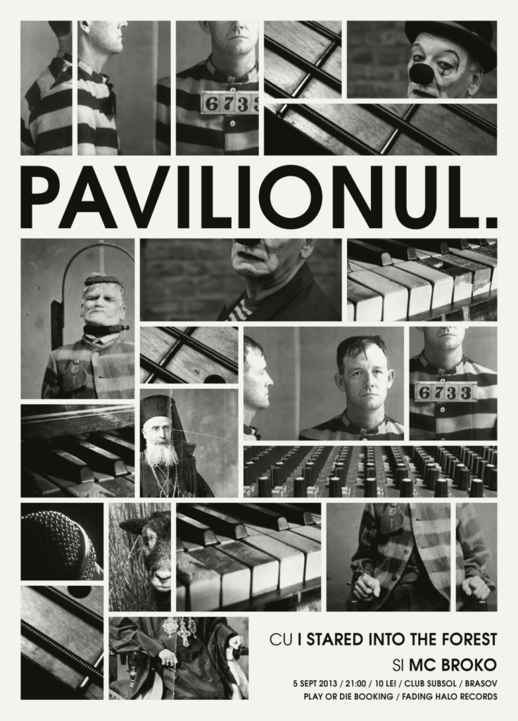 Pavilionul. / Broko / Forest
