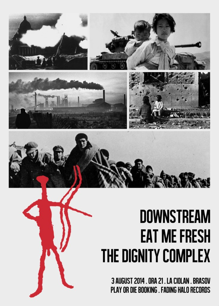 DOWNSTREAM / EAT ME FRESH / THE DIGNITY COMPLEX